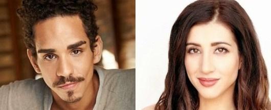Ray Santiago y Dana DeLorenzo se unen a la serie 'Ash vs. Evil Dead'
