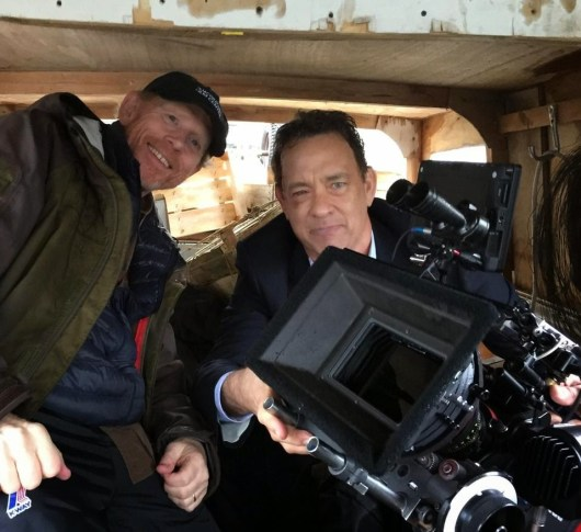Primeras fotos del rodaje de 'Inferno', secuela de 'El código Da Vinci'