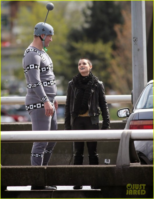 Primeras fotos de Negasonic y ¿Coloso? en 'Masacre' ('Deadpool')