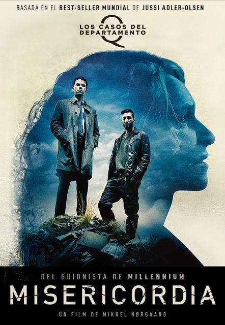 Tráiler y póster de 'Misericordia (Los Casos Del Departamento Q)'