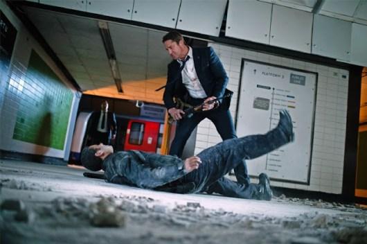 Primera foto oficial de de Gerard Butler en 'Objetivo: Londres'