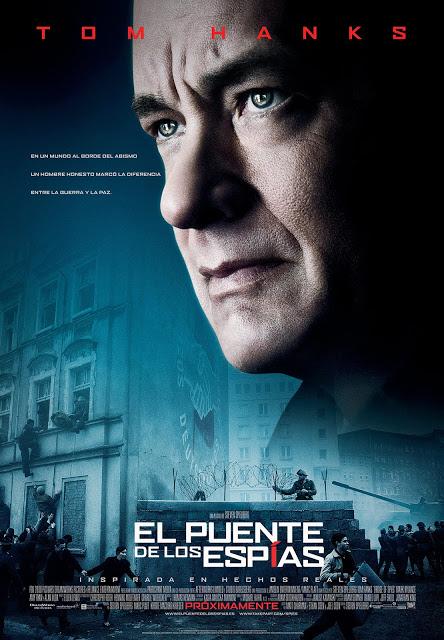 Lanzamiento mundial del tráiler y póster español de 'El puente de los espías'