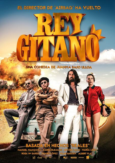 Concurso 'Rey Gitano': Tenemos lotes de merchandising para vosotros