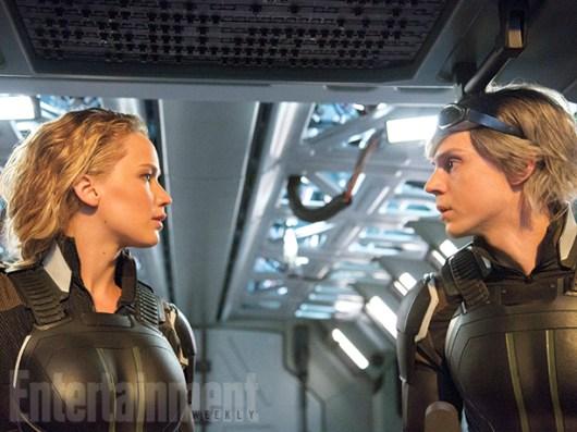 Nuevas fotos de 'X-Men: Apocalypse' con Psylocke y Apocalipsis, entre otros