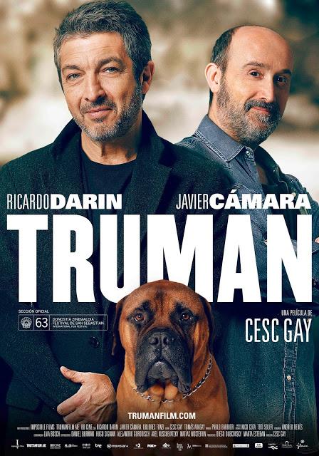 Póster y tráiler de 'Truman' con Ricardo Darin y Javier Cámara
