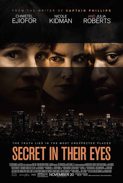Póster y tráiler de 'Secret in their eyes', remake de 'El secreto de sus ojos' de Campanella