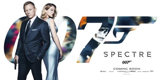 Nuevo pósters internacionales y póster final español de 'Spectre'