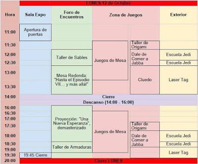Holored Estelar Sevilla celebra sus JEHES 2015
