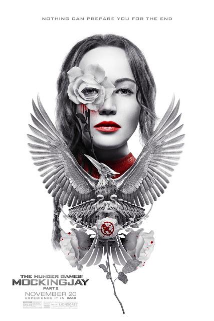 Espectacular póster IMAX de 'Los Juegos del Hambre: Sinsajo - Parte 2'