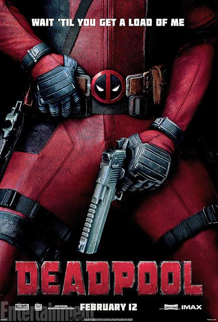 Nuevo (y descarado) póster de 'Deadpool'