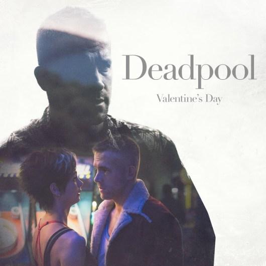 'Deadpool' presenta su campaña promocional más romántica