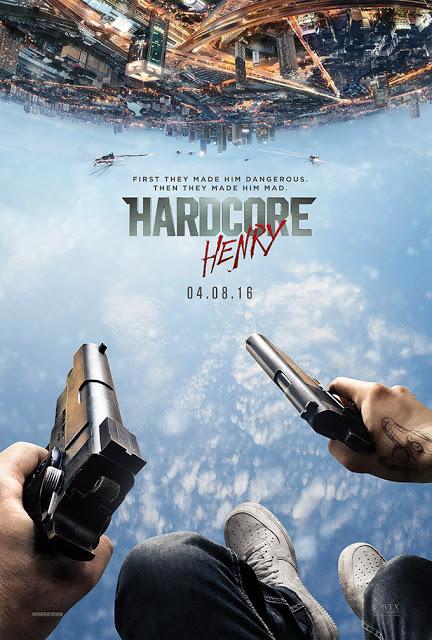 Acción y más acción en el nuevo tráiler de 'Hardcore Henry'