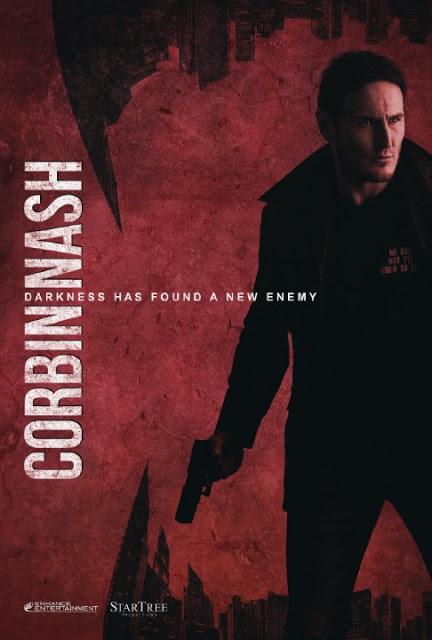 Póster y reparto de la nueva película de vampiros 'Corbin Nash'