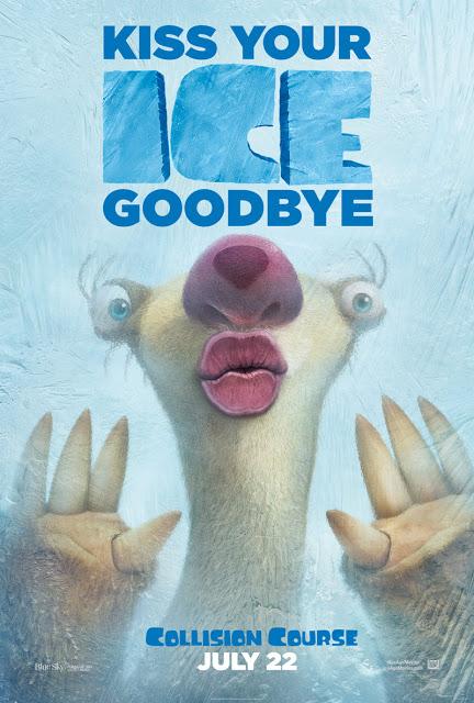 Tercer tráiler internacional de 'Ice Age: El gran cataclismo'
