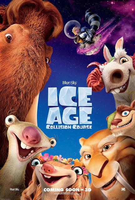 Nuevo póster internacional de 'Ice Age: El gran cataclismo'