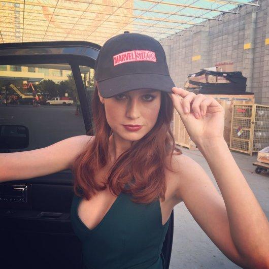 Brie Larson será la protagonista de 'Captain Marvel'