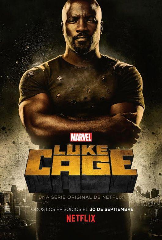 Tráiler y póster oficial español de la serie de Marvel y Netflix 'Luke Cage'