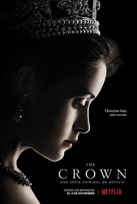 Nuevas imágenes, tráiler y póster oficial de 'The Crown'
