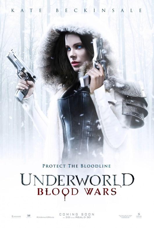 Nuevo póster de 'Underworld: Blood Wars'
