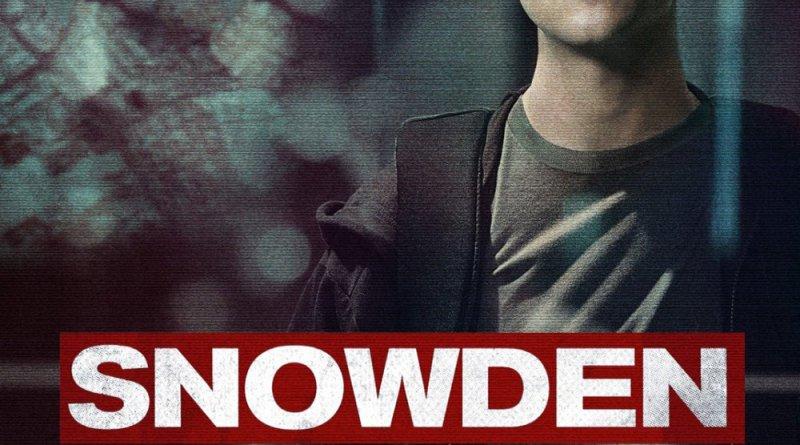 """Pósters de la película """"Snowden"""""""