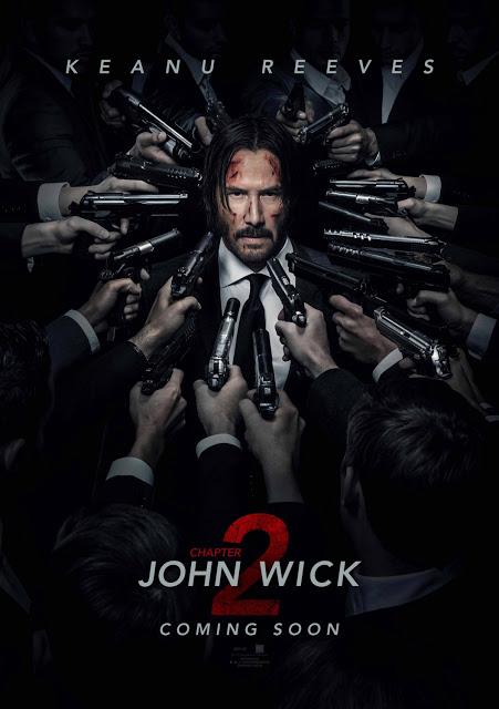 Póster y teaser tráiler oficial de 'John Wick. Pacto de sangre'
