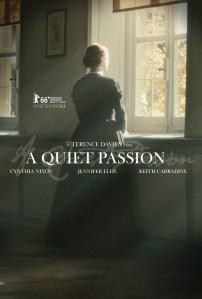 "Pósters de la película ""A Quiet Passion"""