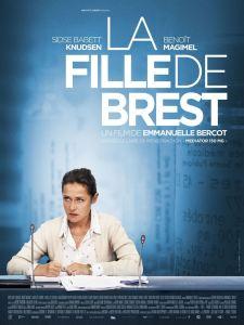 """Pósters de la película """"La fille de Brest"""""""