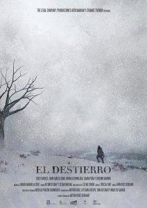 """Pósters de la película """"El destierro"""""""