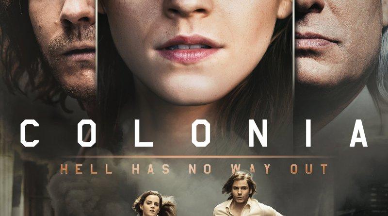 """Pósters de la película """"Colonia"""""""