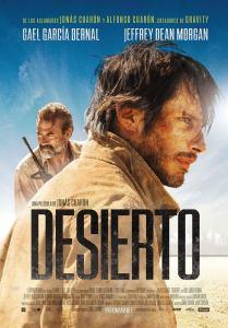 """Pósters de la película """"Desierto"""""""