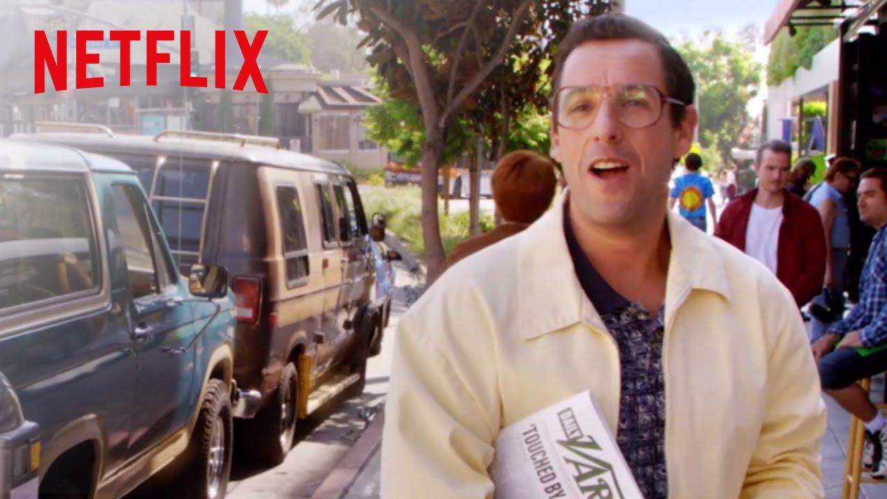 'Sandy Wexler':  Primer avance de la nueva película de Netflix con Adam Sandler