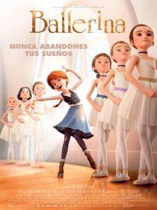 """Pósters de la película """"Ballerina"""""""
