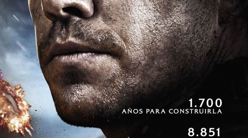 "Pósters de la película ""La gran muralla"""