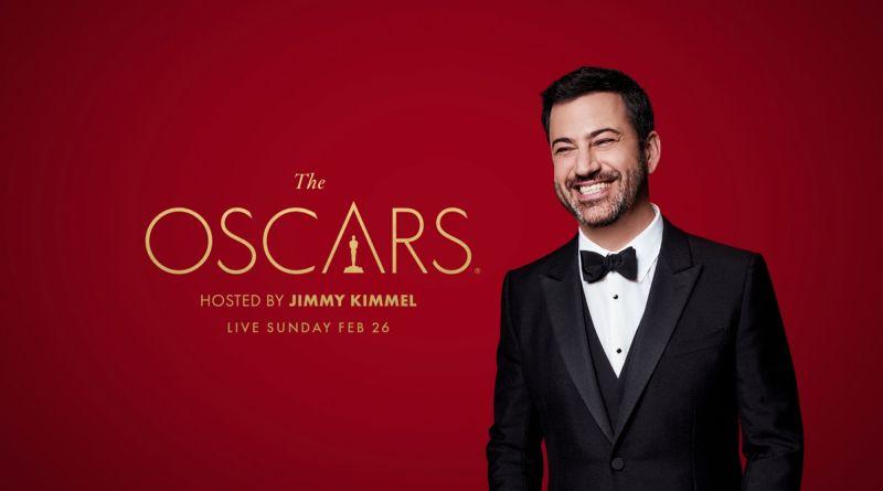 Oscars 2017 Jimmy Kimmel