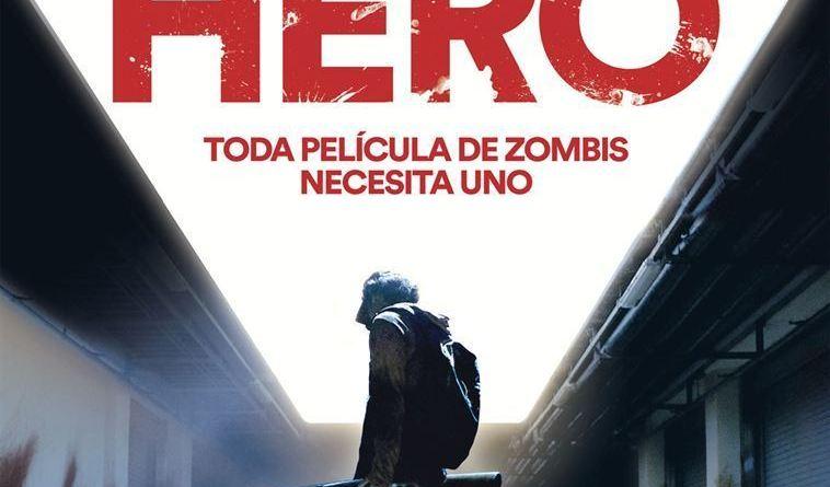 """Pósters de la película """"I am a Hero"""""""