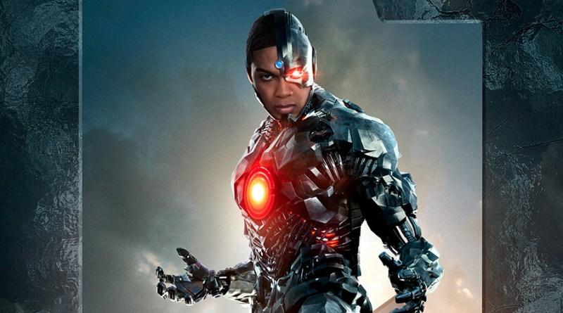 cyborg - Liga de la Justicia
