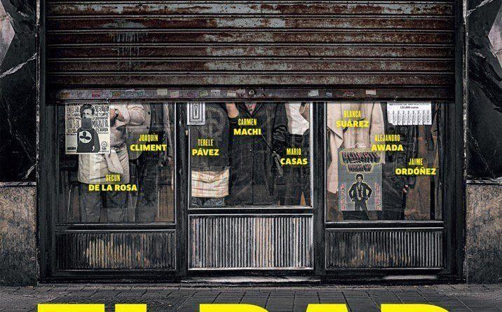"""Pósters de la película """"El bar"""""""