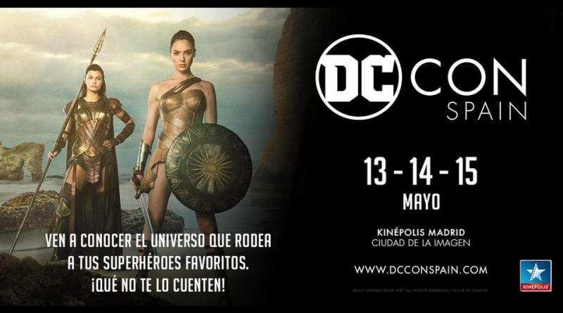 DC CON Spain