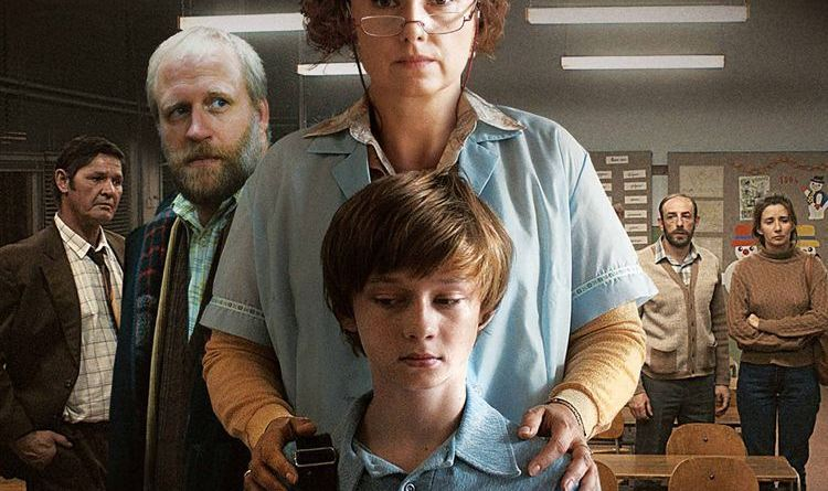 "Pósters de la película ""La profesora"""