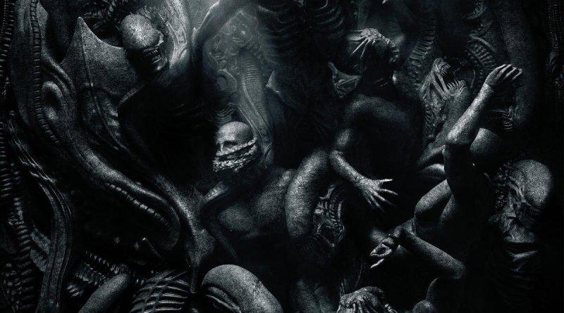 "Pósters de la película ""Alien: Covenant"""