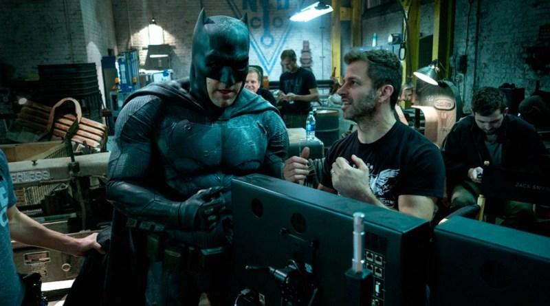 Zack Snyder (Liga de la Justicia)