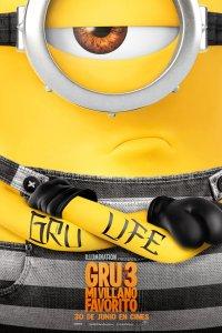 """Pósters de la película """"Gru 3. Mi villano favorito"""""""