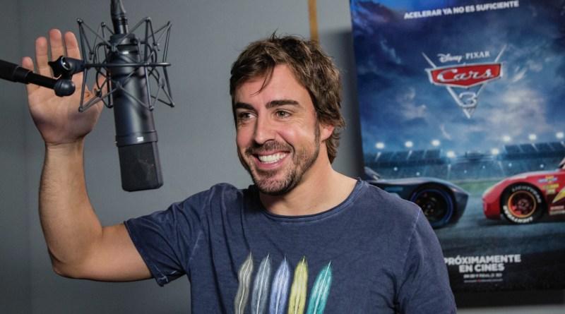 Cars 3 (Fernando Alonso)