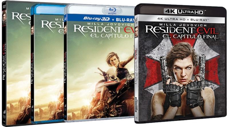 Resident Evil : el Capitulo Final