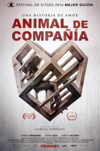 """Pósters de la película """"Animal de compañía"""""""