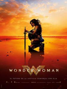 "Pósters de la película ""Wonder Woman"""