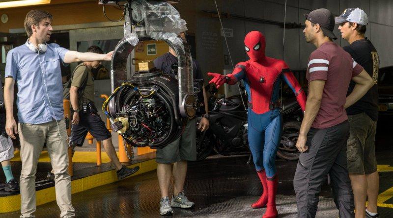 Jon-Watts Spider-Man Homecoming