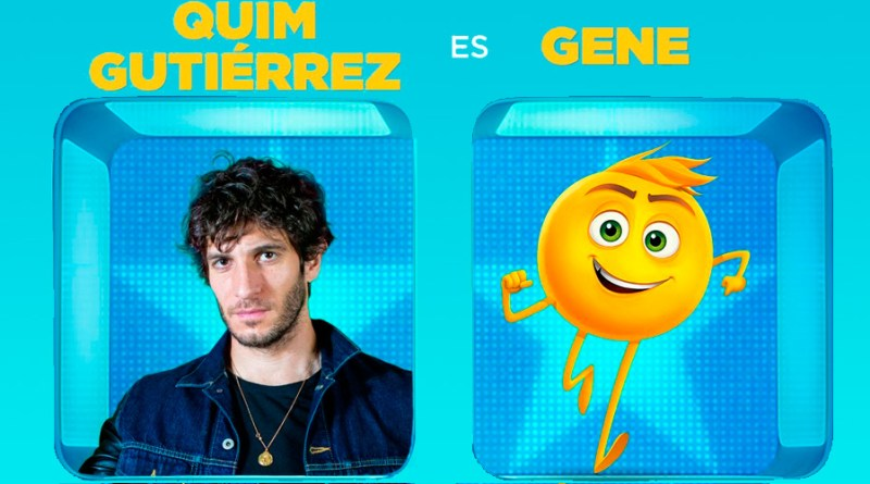 Emoji la película (Quim Gutiérrez)