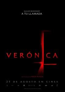 """Pósters de la película """"Verónica"""""""