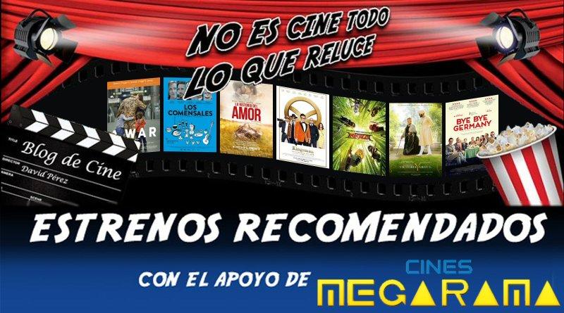 Vídeo avance y recomendaciones de la semana: 22 de septiembre de 2017